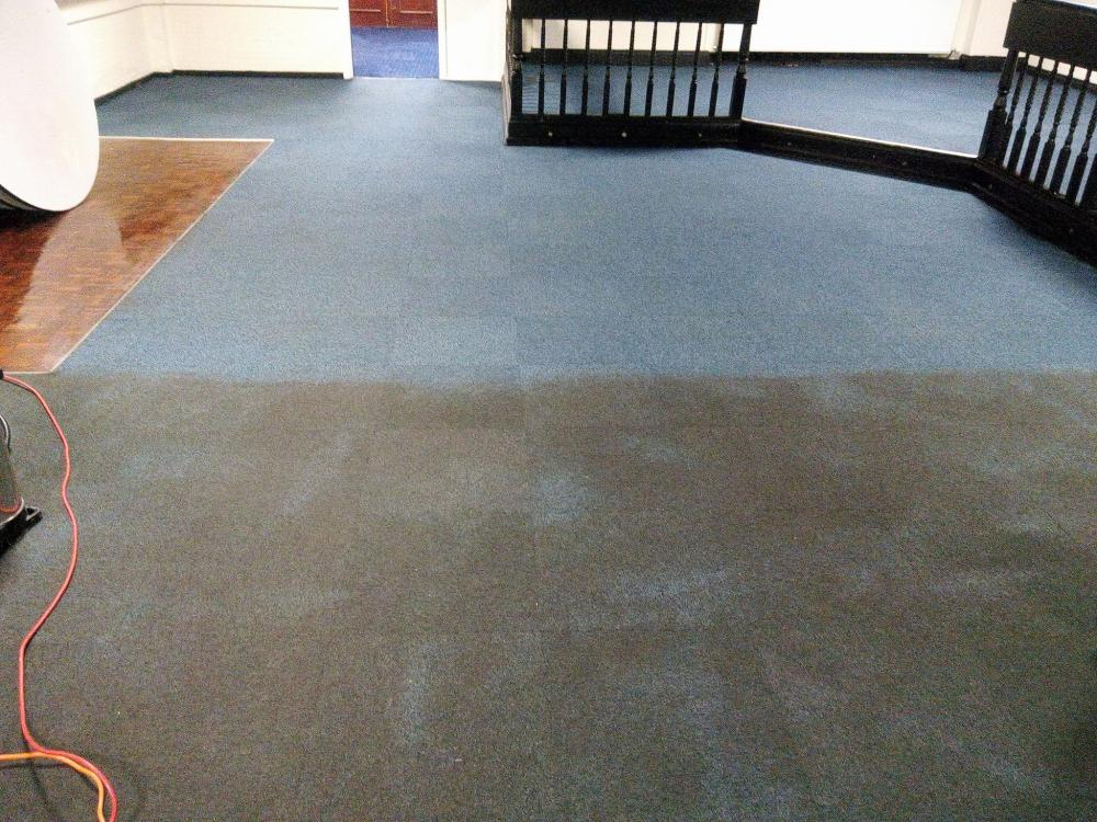 Cleaning by The Carpet Consultant UK